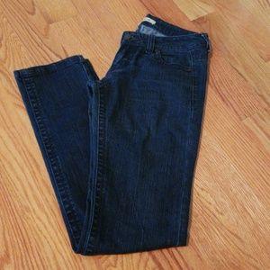 Forever 21 dark wash skinny Jean's size 26